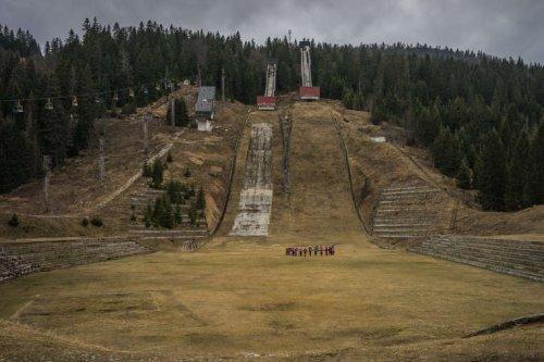 Après les Jeux Olympiques, la difficile reconversion des infrastructures (qui tombent en ruines)