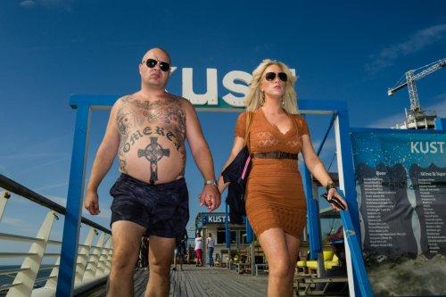 Voici les 10 gagnants du prix spécial Bruce Gilden du Urban Photo Award