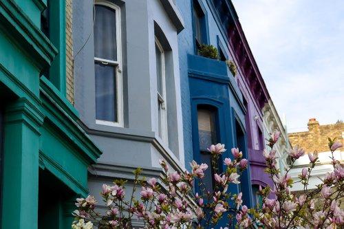 London wie im Film: Notting Hill » Bezirzt