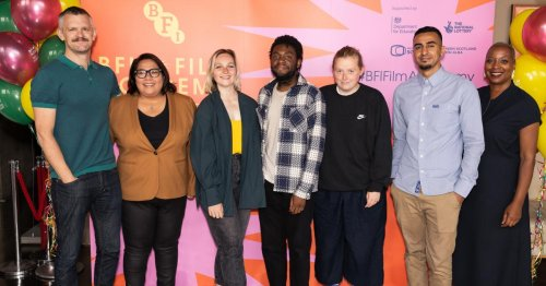 BFI Film Academy celebrates 10 years of supporting the next generation of filmmakers