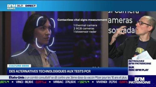 Culture Geek : Des alternatives technologiques aux tests PCR, par Anthony Morel - 20/09