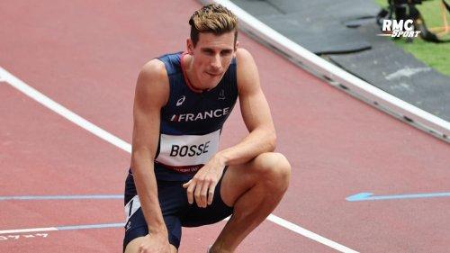 JO 2021 (athlétisme) : Surpris, Bosse apprend en direct sa qualification pour les demies du 800m