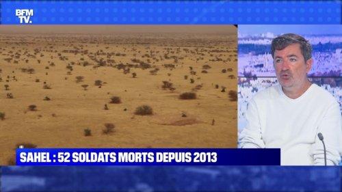 Sahel : 52 soldats morts depuis 2013 - 25/09