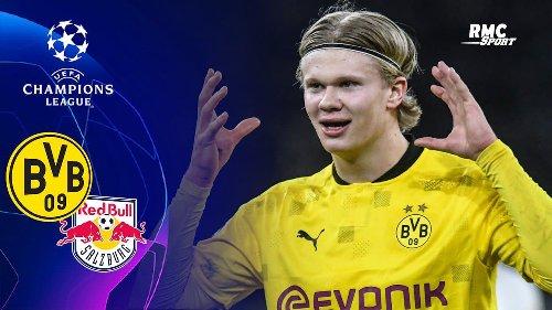 Les 20 buts du cyborg Haaland en Ligue des champions avec Dortmund et Salzbourg