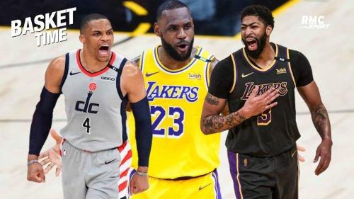 NBA : Les Lakers sont-ils trop vieux pour espérer gagner ? (Podcast Basket Time)