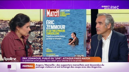 Photos privées d'Éric Zemmour: les coulisses de la une polémique de Paris Match