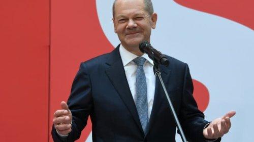 Rigueur budgétaire et hausse du salaire minimum: une coalition jette les bases d'un futur gouvernement en Allemagne