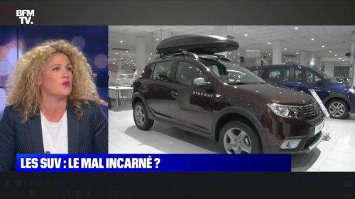 Le plus de 22h Max: Les SUV, le mal incarné ? - 20/09