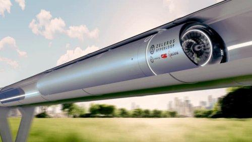 1000 km/h en train: l'européen Zeleros reçoit de nouveaux soutiens industriels