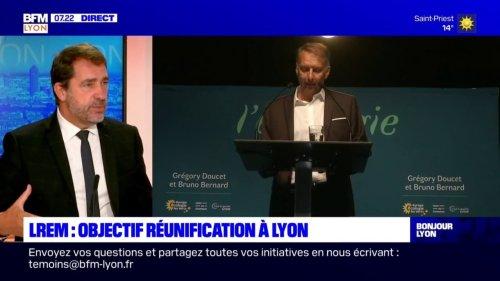 """Grand Lyon: Christophe Castaner dénonce la """"méthode brutale"""" des écologistes"""