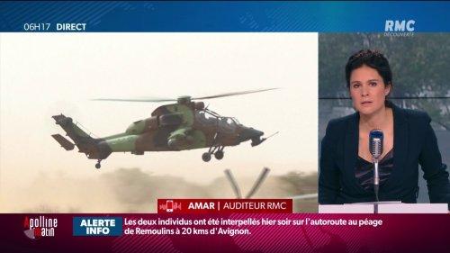 « Je vous le dis avec mon cœur, je n'arrive plus à vivre en France »: l'émotion de Amar, en direct sur RMC, face à la nouvelle tribune de militaires