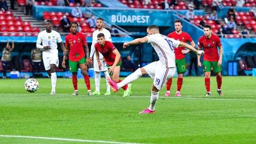 Portugal-France: pourquoi Benzema a tiré le penalty