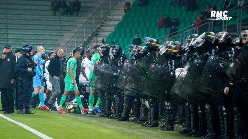 Saint-Etienne - Angers : Comment le président Romeyer a vécu l'arrêt du match pendant une heure