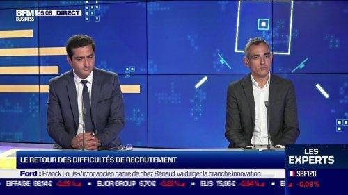 Les Experts : Le retour des difficultés de recrutement - 22/06