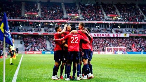 Ligue 1: le gros carton de Rennes, Lille et Monaco soulagés