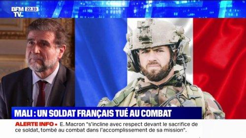 Un soldat français a été tué au Mali alors qu'il participait à une opération de reconnaissance dans le sud du pays