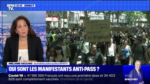 Une note du renseignement dresse une comparaison entre les manifestants anti-pass et les gilets jaunes