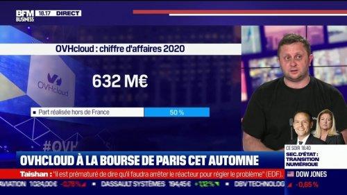 """Octave Klaba (OVHcloud): """"on va s'introduire à la Bourse de Paris, pas au Nasdaq"""""""