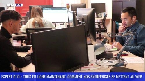 EXPERT D'ICI : Tous en ligne maintenant, comment nos entreprises se mettent au web
