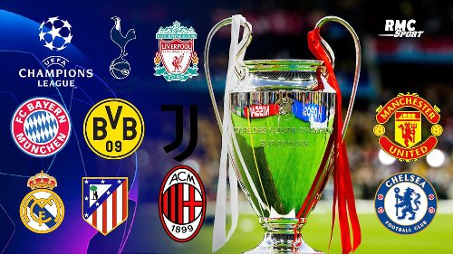 Ligue des champions : retour sur les 7 finales (toujours très indécises) entre deux équipes d'un même pays