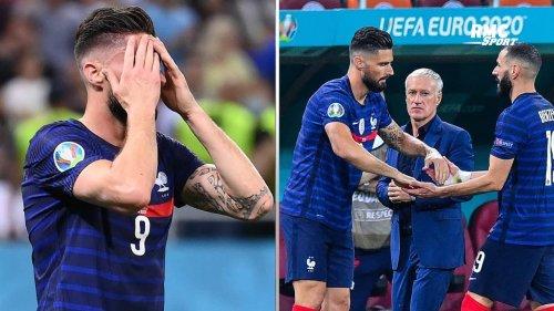 """Équipe de France : Le retour de Benzema a """"déséquilibré"""" l'équipe selon Giroud"""