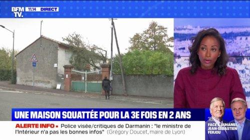 À Toulouse, une maison squattée pour la troisième fois en deux ans