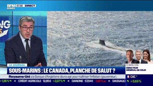 Sous-Marins: le Canada, planche de salut?