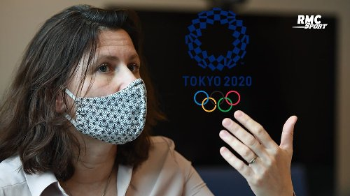 """JO 2020 : """"J'espère et je pense que ces jeux se tiendront"""" lâche Maracineanu"""