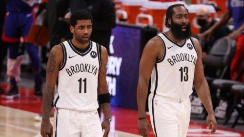 NBA: les prolongations de Harden et Irving avec les Nets en bonne voie