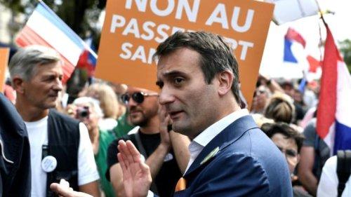 Florian Philippot propose à Christiane Taubira de participer à la manifestation anti-pass sanitaire