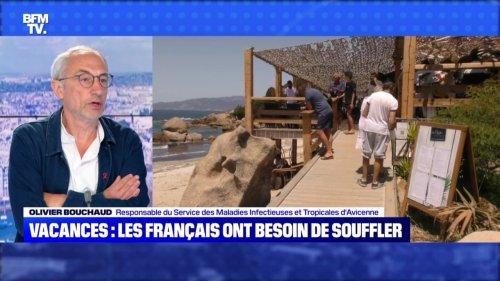Vacances : les Français ont besoin de souffler - 01/08