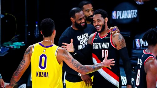 NBA: Carmelo Anthony aux Lakers avec LeBron James, Anthony Davis, Russell Westbrook...