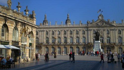 La place Stanislas à Nancy, élue monument préféré des Français