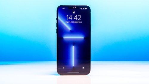 Test de l'iPhone 13 Pro Max : un gigantesque monstre de puissance et d'autonomie