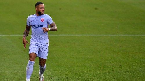 Amical: le Barça s'impose contre Gérone, Depay buteur pour ses débuts
