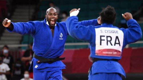 JO 2021 (judo): Riner dévoile ce qu'il a dit à Cysique avant le combat décisif