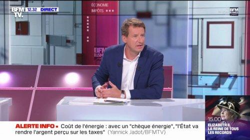 """""""La police tue"""": Yannick Jadot """"conteste"""" les propos de Philippe Poutou"""