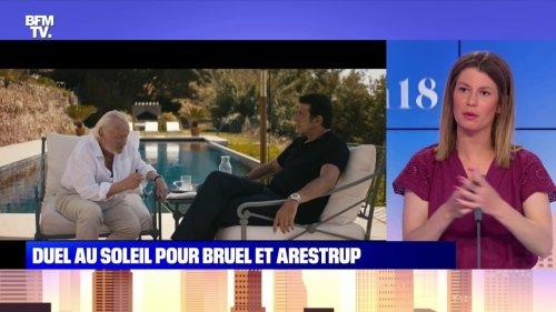 Duel au soleil pour Bruel et Arestrup - 02/06