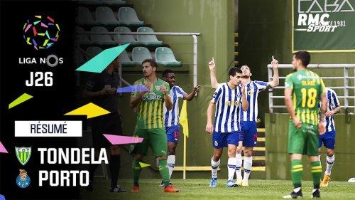 Résumé : Tondela 0-2 Porto – Liga portugaise (J26)