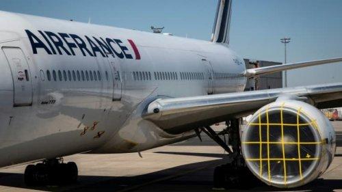 Air France: nouvelle manifestation de salariés contre la fermeture des bases de province