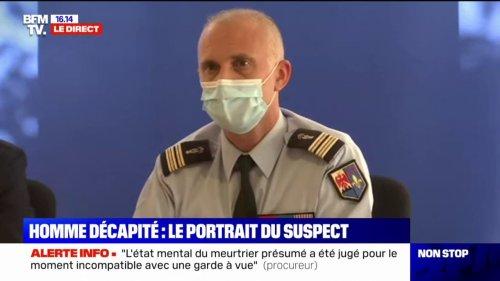 Homme décapité dans le Vaucluse: comment s'est déroulée l'interpellation du suspect?