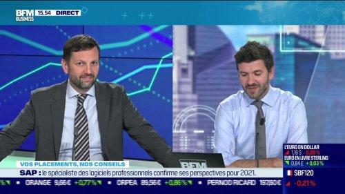 Guillaume Bayre (BFM Bourse) : Coup de projecteur sur les sociétés nordistes cotées en Bourse - 21/10