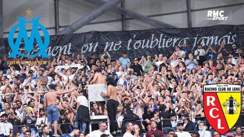 OM 2-3 Lens : la belle communion entre supporters lensois et marseillais