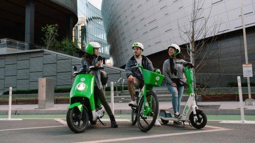 Lime ajoute des scooters à son offre de mobilités à Paris