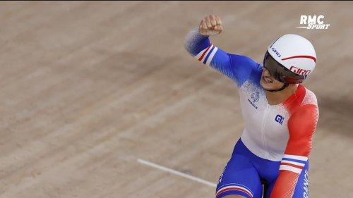 """JO 2021 (Cyclisme sur piste) : Médaillé de bronze en vitesse par équipes, Ryan Helal était """"prêt à aller à la guerre"""""""