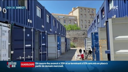 « Je suis toujours malade depuis que j'habite ici »: à Marseille, 70 personnes contraintes de vivre dans des conteneurs de 11m²