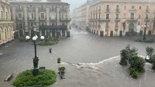 Italie: la Sicile frappée par des inondations meurtrières