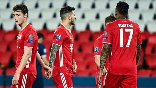 """PSG-Bayern: """"Drame à Paris"""", la presse allemande sonnée"""