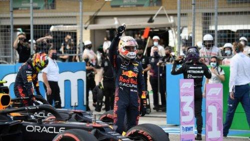 GP des États-Unis: Verstappen résiste à Hamilton après un final de feu et conforte son avance