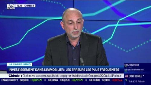 Jean-Marc Le Prado (Enola) : Investissement dans l'immobilier, les erreurs les plus fréquentes - 14/06